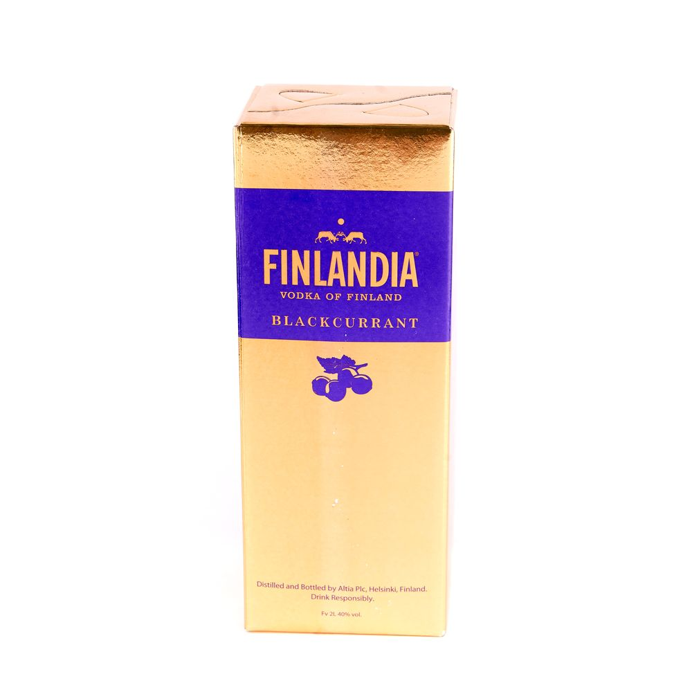 Finlandia Blackcurrant, 2л