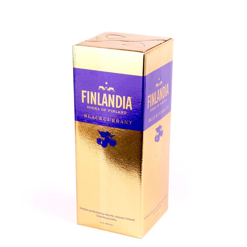 Finlandia Blackcurrant, 2л