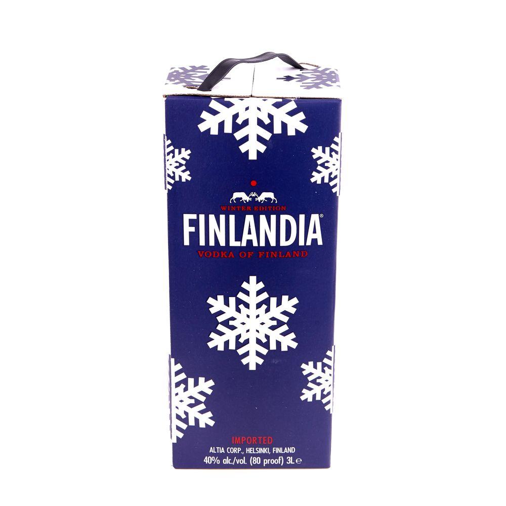 Finlandia Winter, 3л