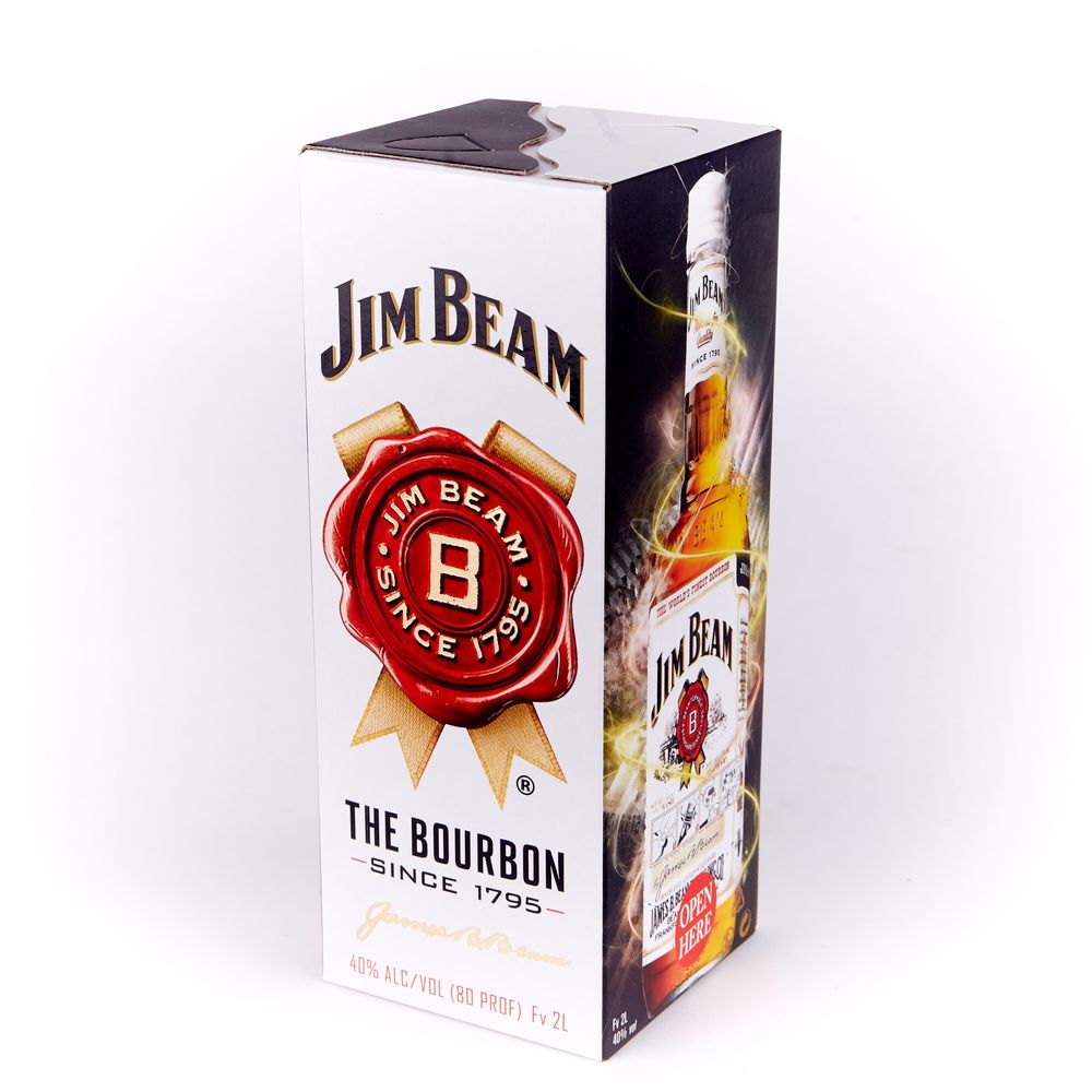 Jim Beam, 2л