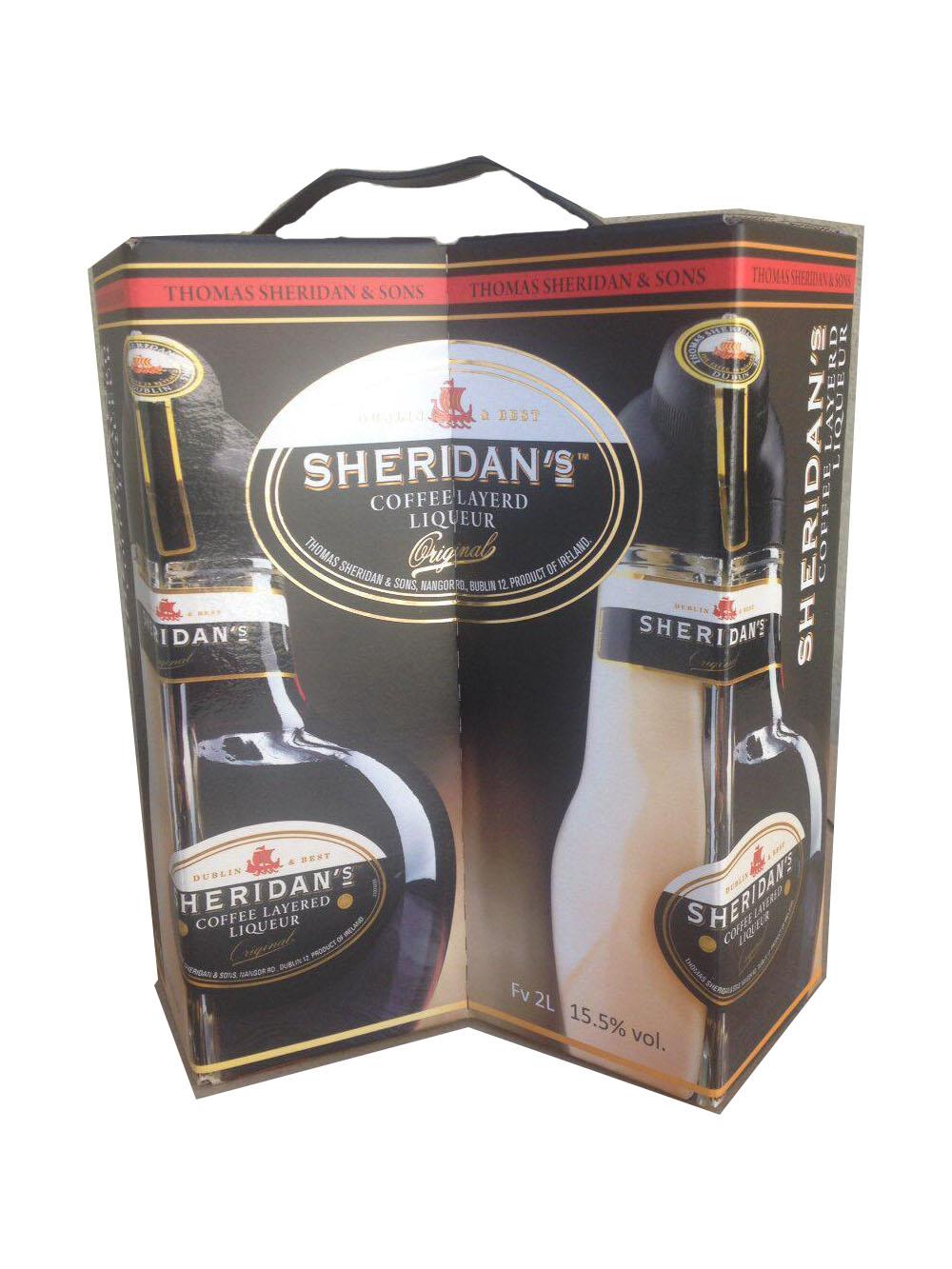 Sheridan's, 2л