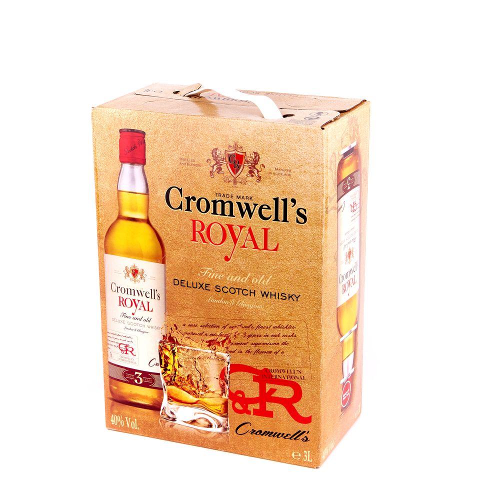 Cromwell's Royal, 3 л