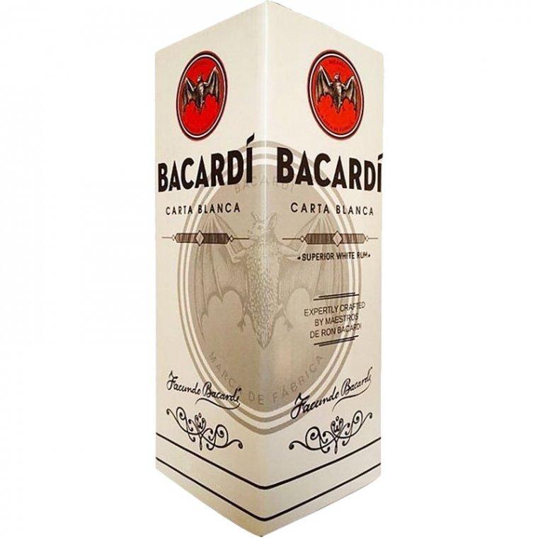 Bacardi Carta Blanca, 2л