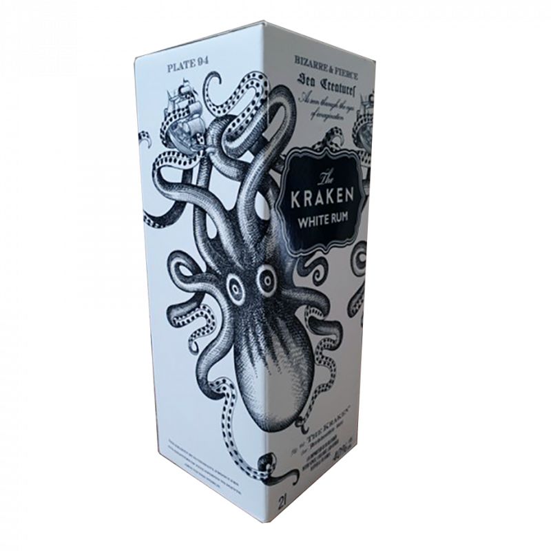Kraken White (Кракен Белый) 2 литра